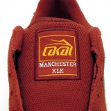 LAKAI スニーカー スケボー スケートボード 通販 MANCHESTER XLK Dark Red Suede シュータンタグ