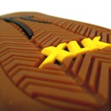 LAKAI スニーカー スケボー スケートボード 通販 MANCHESTER XLK Black/Gum Suede Chocolate ソール拡大