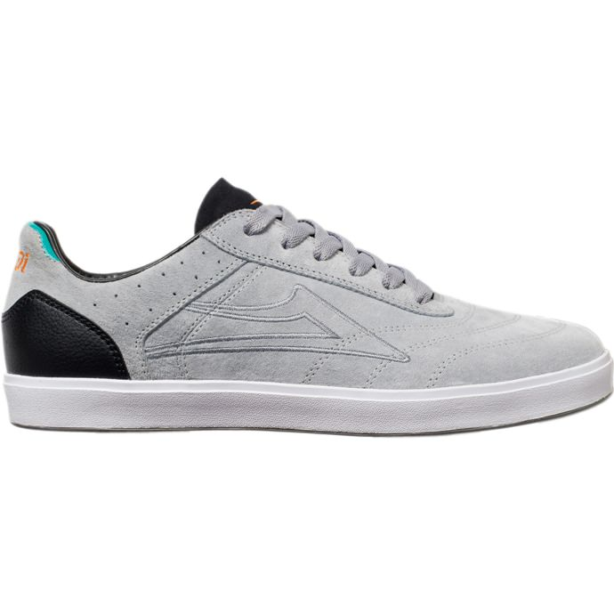 LAKAI LIMITED FOOTWEAR RH Grey Suede 01