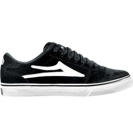 LAKAI LIMITED FOOTWEAR MANCHESTER SELECT Black Suede 01