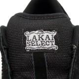 LAKAI MANCHESTER SELECT マンチェスター スニーカー スケボー スケートボード 通販 ラカイ ブラック スエード Black Suede タグ