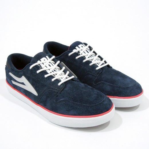 LAKAI スニーカー CARROLL 5 Navy Suede GIRL 03