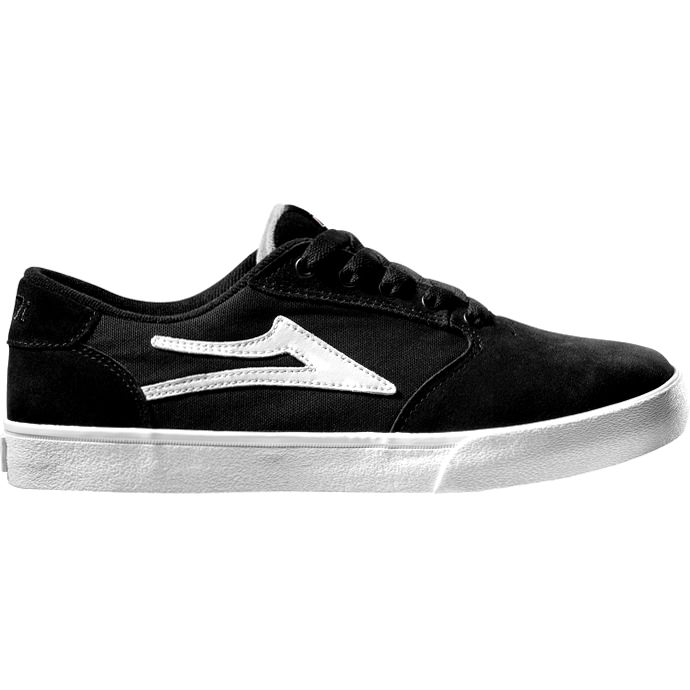LAKAI LIMITED FOOTWEAR PICO Black Suede 01