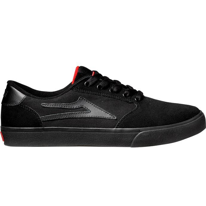 LAKAI LIMITED FOOTWEAR PICO Black/Black Suede 01
