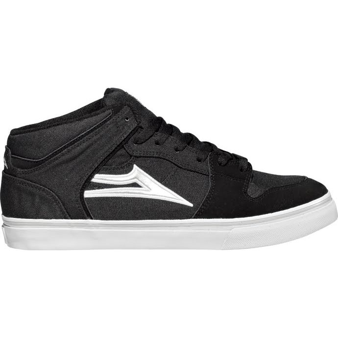 LAKAI CARROLL SELECT Black Nylon 01