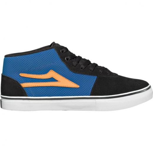 LAKAI CAIRO SELECT Black/Royal Suede 01