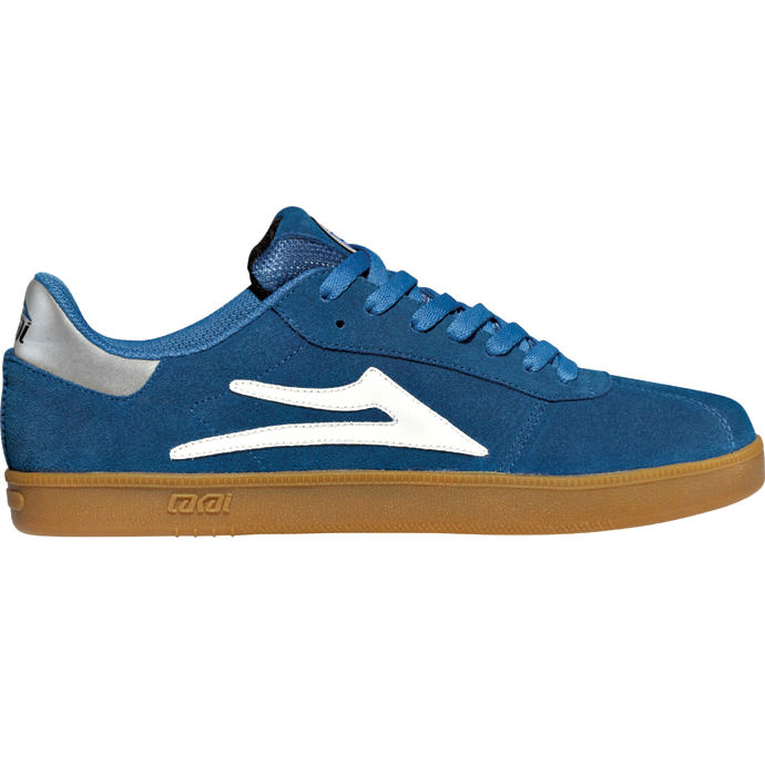 LAKAI GUY XLK Royal/Gum Suede 01