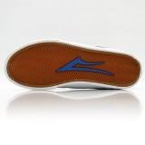 LAKAI 通販 スニーカー スケボー スケートボード シューズ ラカイ ガイ ハイ GUY HI Black/Blue Suede ソール