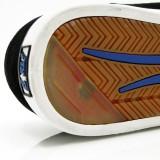 LAKAI スニーカー スケボー スケートボード 通販 MIKE MO Black Suede GIRL LTD ソール拡大