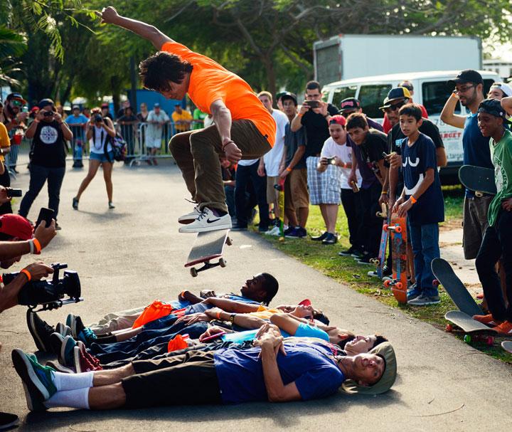 死ぬまでに生で見ておきたいスケーター ショーン・マルト
