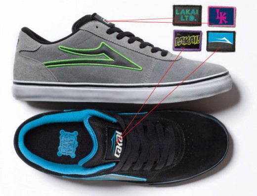 LAKAI LIMITED FOOTWEAR MANCHESTER SELECT PATCH KIT