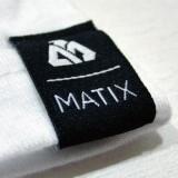MATIX CLOTHING Monostack V-Neck T-Shirt 07