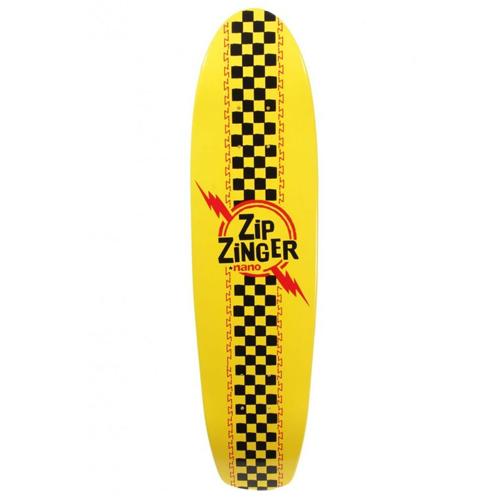 KROOKED  ZIP ZINGER NANO YELLOW チーム・モデル 7.125インチ