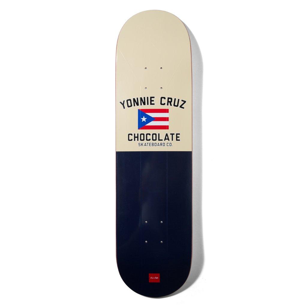 CHOCOLATE PR エンボス ヨニー・クルズ 8.125インチ