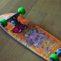 スケボー 通販 スケートボード クルーザーデッキ 自作