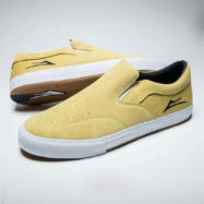 LAKAI OWEN VLK LTD DUSTY YELLOW SUEDE