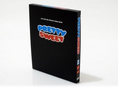PRETTY SWEET DVD GIRL CHOCOLATE スケボー SK8