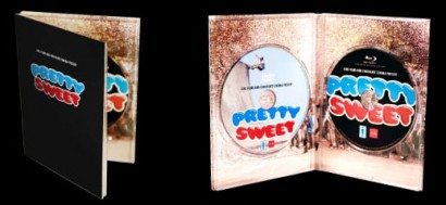 PRETTY SWEET DVD GIRL&Chocolate