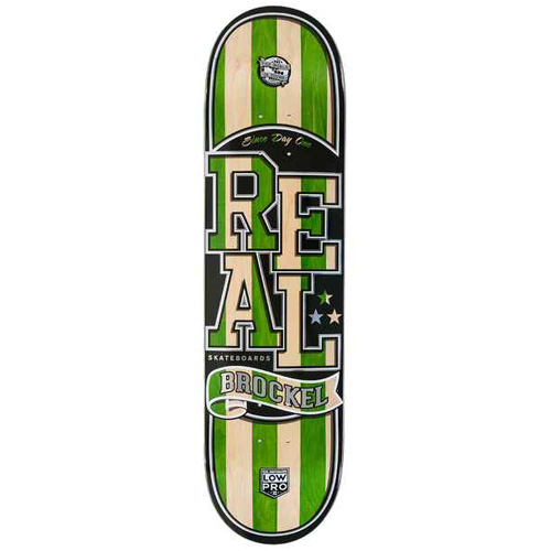 Real SPLICED LOW PRO2 ロビー・ブロッケル 8.18インチ