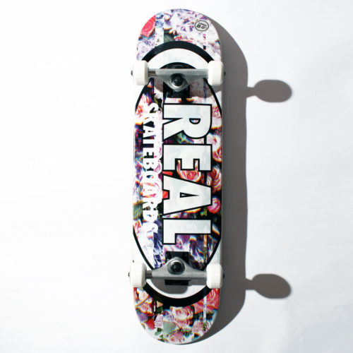 REAL コンプリートデッキ RS OVAL GLITCH 8インチ