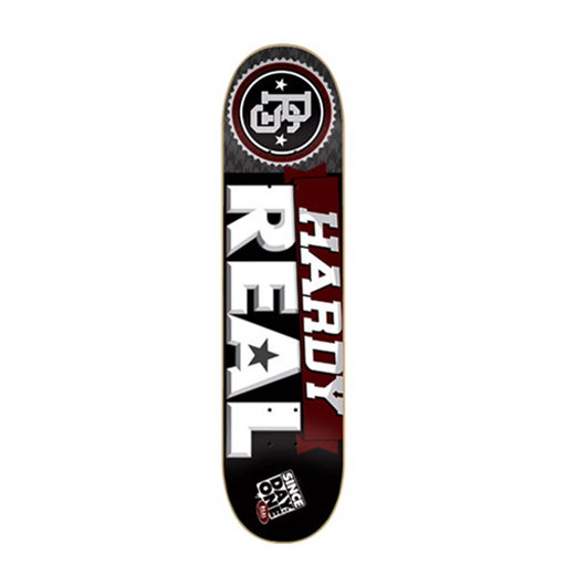 REAL SKATEBOARDS リアル スケートボード スケボー 通販 デッキ James Hardy FOREVER