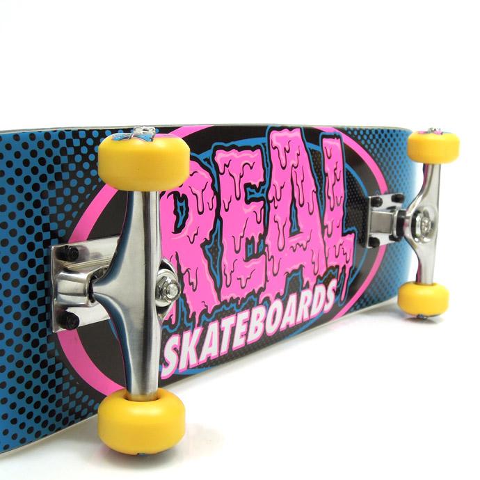 スケボー コンプリートデッキ 通販 スケートボード 完成品 REAL リアル 激安 04