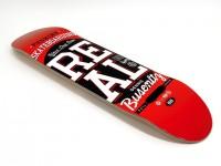 スケボー スケートボード 通販 リアル REAL PUSHING デニス・ブセニッツ 全体 Dennis Busenitz