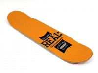 スケボー スケートボード 通販 リアル REAL PUSHING デニス・ブセニッツ デッキテープ面全体 Dennis Busenitz