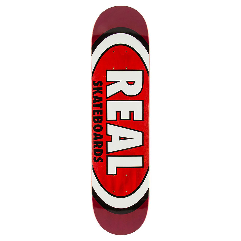 real-team-oval