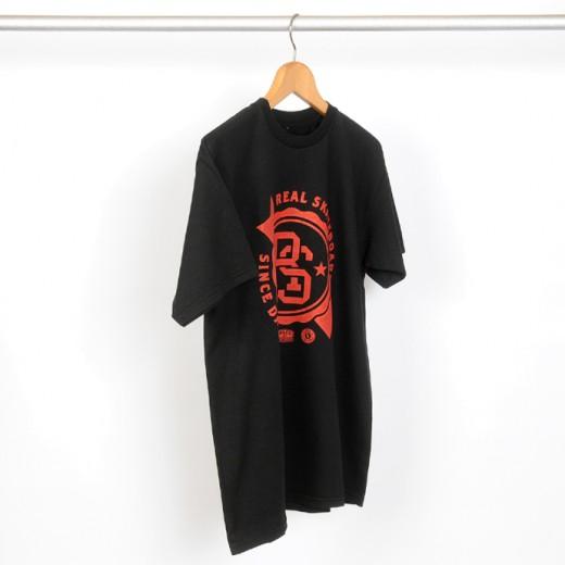 REAL スケボー スケートボード S.D.O. Vintage Tシャツ07