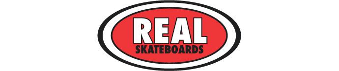 REAL スケボー スケートボード デッキ コンプリートデッキ 通販