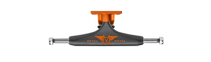 スケボー トラック 通販 スケートボード Royal Truck ロイヤル トラック FOUR フォー Mike Carroll マイク・キャロル