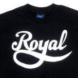 Royal Skatebord Trucks Script T-Shirt 02