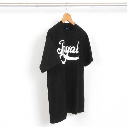 Royal スケボー スケートボード トラック Tシャツ Script T-Shirt 08