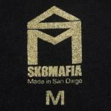 SK8MAFIA Skateboards Por Vida T-Shirt 09