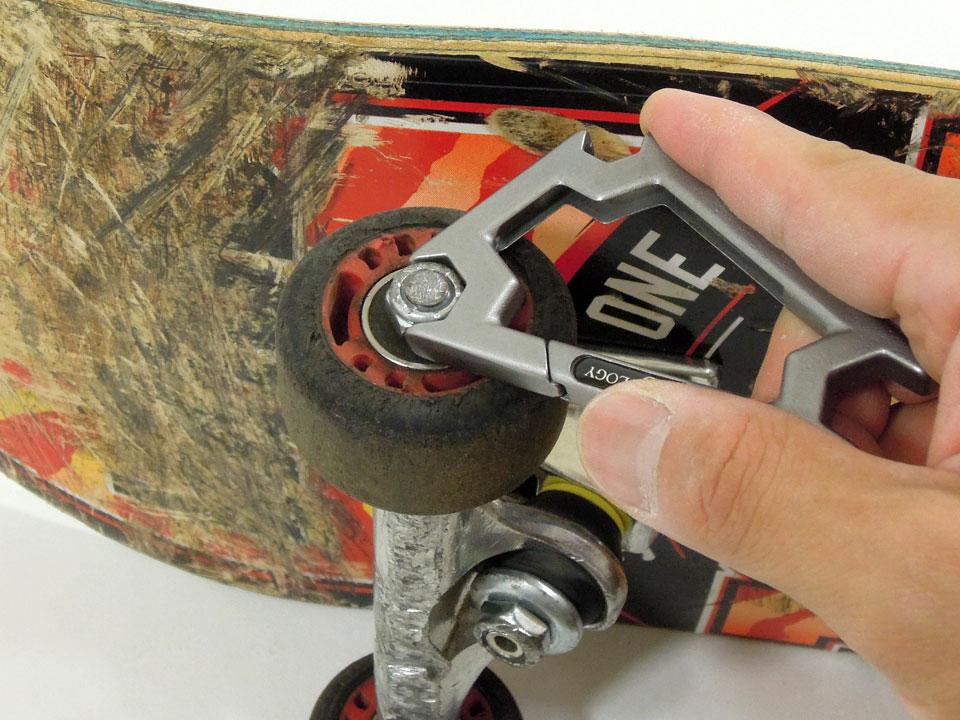 あなたのスケーターライフを守ってくれるスケートツール