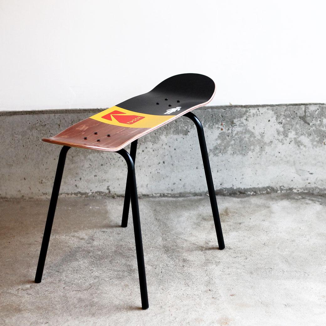 INDIGO SEA スケートチェア