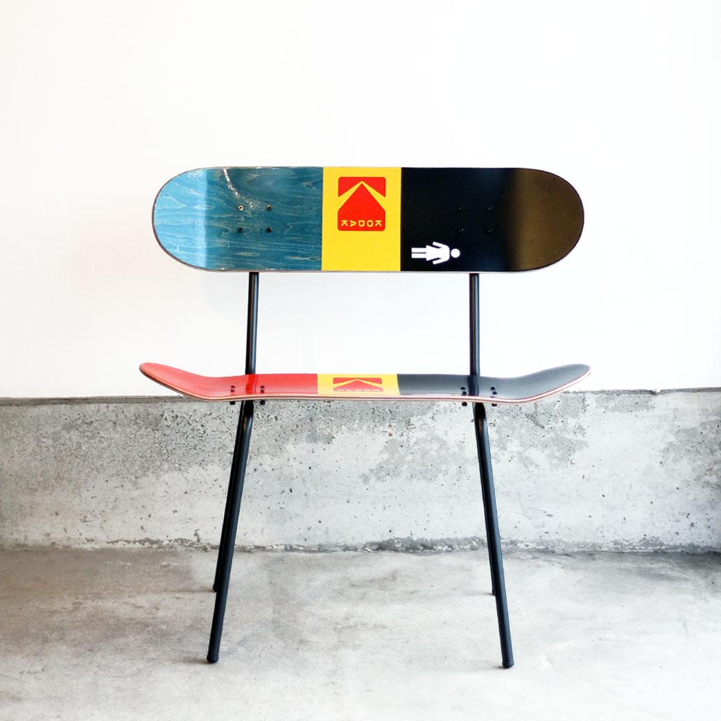 INDIGO SEA スケートベンチ
