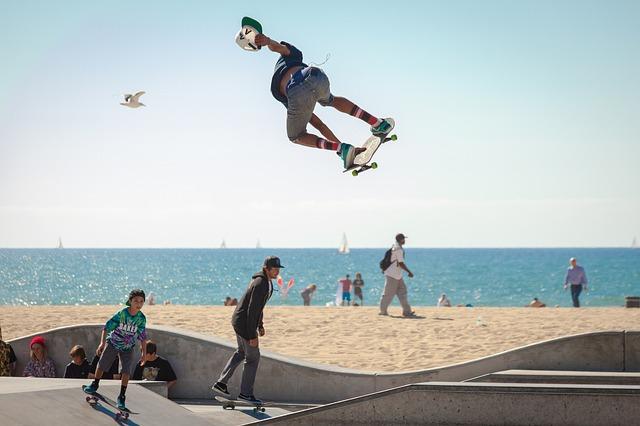 オリンピックを機に新しいスタイルを見つけるスケーターが登場するかも。