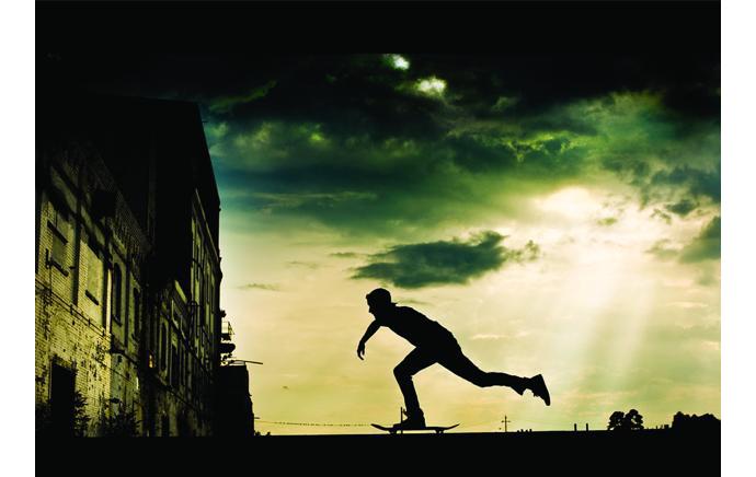 スケボー 初心者の為のコラム ストリートスケートが楽しい理由