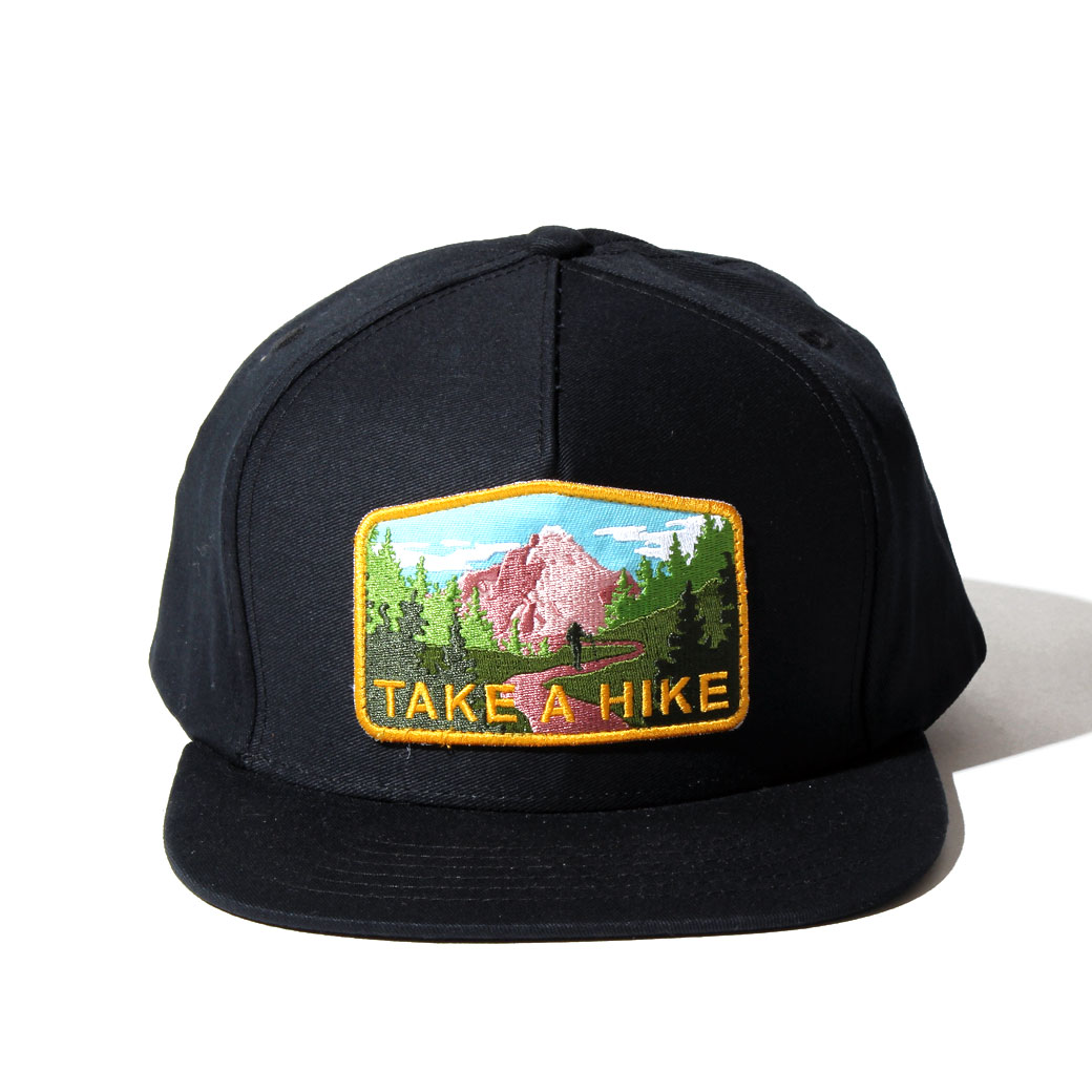 SKATE MENTAL TAKE A HIKE キャップ