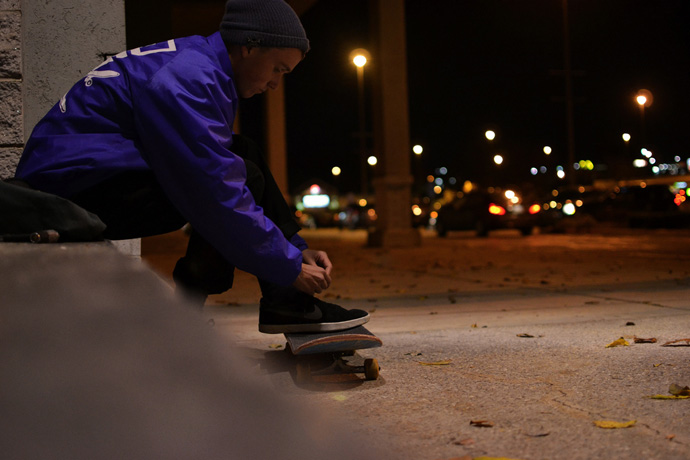 スケボー初心者スケーターは個人練習をするとさらに楽しくなります
