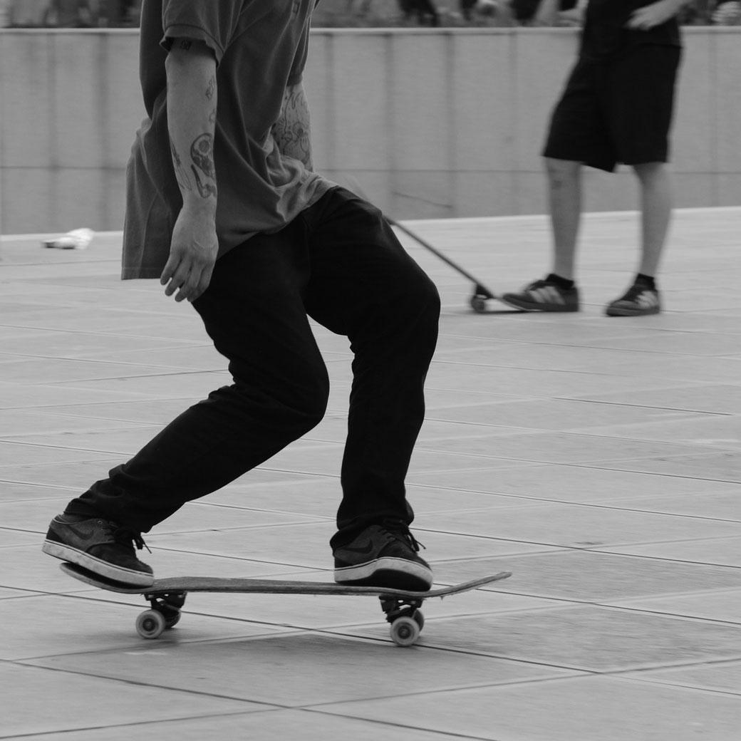ベアリングの交換頻度とスケーター向きの性格の話