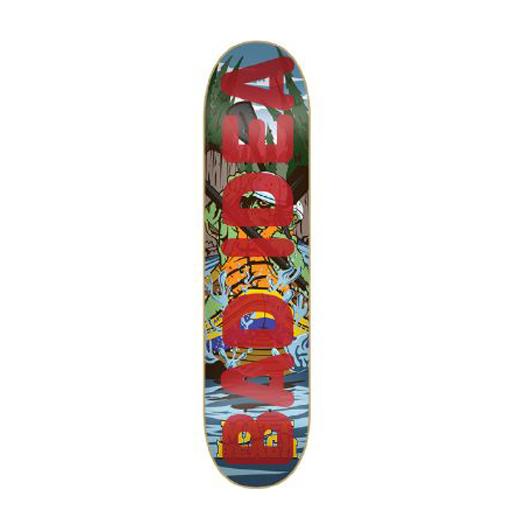 Skate Mental スケボー スケートボード マット・ビーチ Matt Beach BAD IDEA