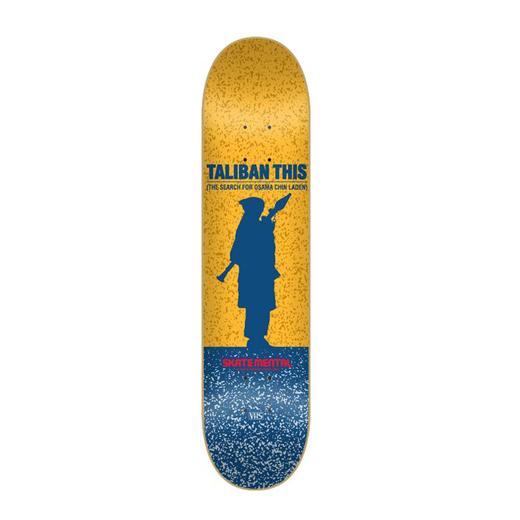 Skate Mental スケボー スケートボード デッキ TEAM MODEL TALIBAN THIS