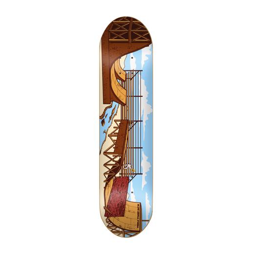 Skate Mental スケボー スケートボード シェーン・オニール MEGA RAMP