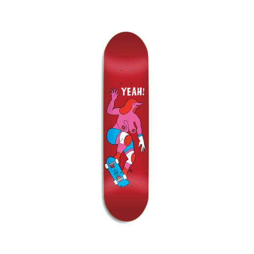 スケボー スケートボード 通販 ショップ デッキ 激安 セール Skate Mental TEAM MODEL FLOPPY Piet Parra