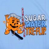 Skate Mental Skateboards Sugar Water Tre Flip T-Shirt 02