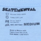 Skate Mental Skateboards Sugar Water Tre Flip T-Shirt 06