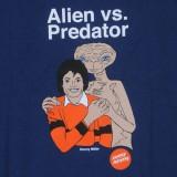 Skate Mental Skateboards Alien VS Predator T-Shirt 02